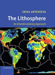 The Lithosphere book by Artemieva. Cambridge